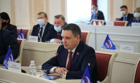 Михаил Лисин назначен на должность Уполномоченного по защите прав предпринимателей в Пензенской области