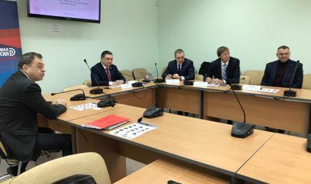 Технопарк «Яблочков» посетили представители Самарского регионального отделения общественной организации «Деловая Россия»