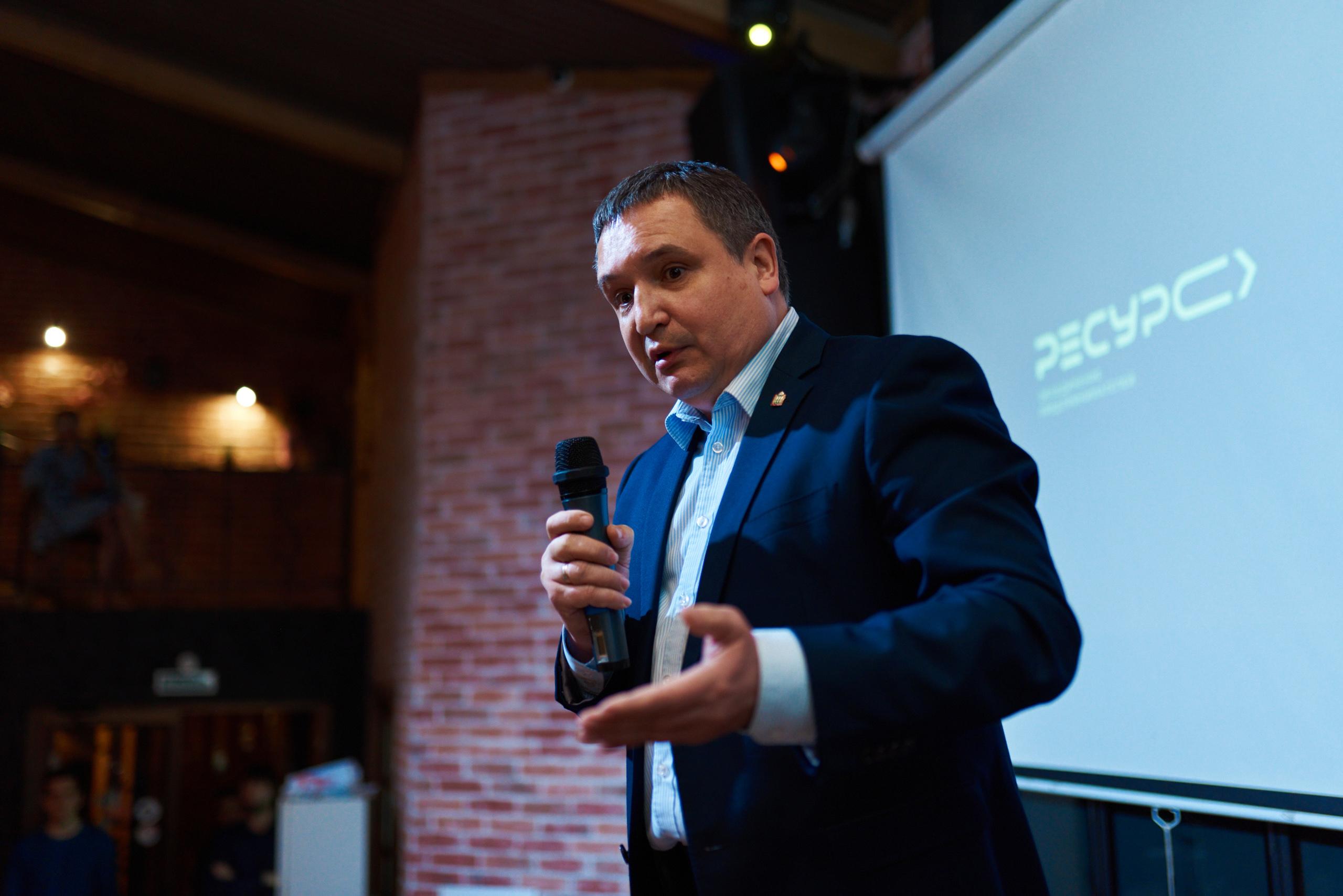 13 мая в Пензе состоялась бесплатная лекция для предпринимателей