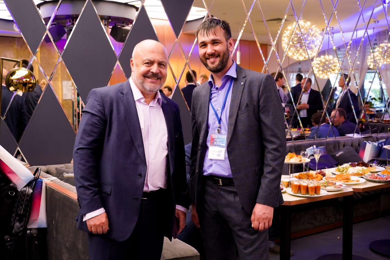 В Москве прошел XVII съезд «Деловой России»
